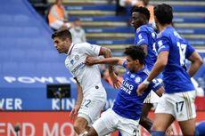 Laporan Babak I Leicester City Vs Chelsea