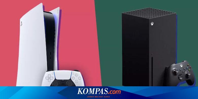 Perbandingan Spesifikasi dan Harga PS5, Xbox Serie