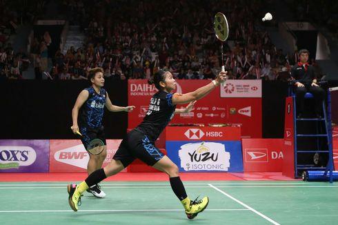 Kata Greysia/Apriyani Usai Terhenti di Semifinal Malaysia Masters 2020