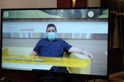 Pesan Pasien Sembuh Covid-19: Jangan Sampai Stres, Bisa Turunkan Imun
