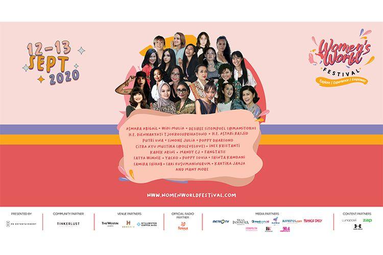 Poster Women?s World Festival