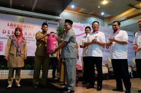 Pertamina dan Pemkot Banda Aceh Sinergi Sosialisasi LPG Non-subsidi