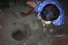 Asap Misterius di Tanah Tak Lagi Keluar, Bau Menyengat Masih Tercium