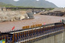 Mesir Ancam Etiopia Terkait Waduk Sungai Nil Biru