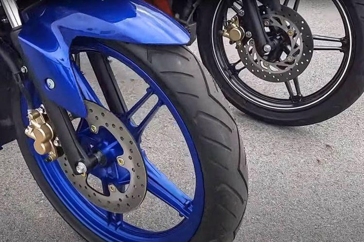 All New Yamaha Exciter 155 VVA