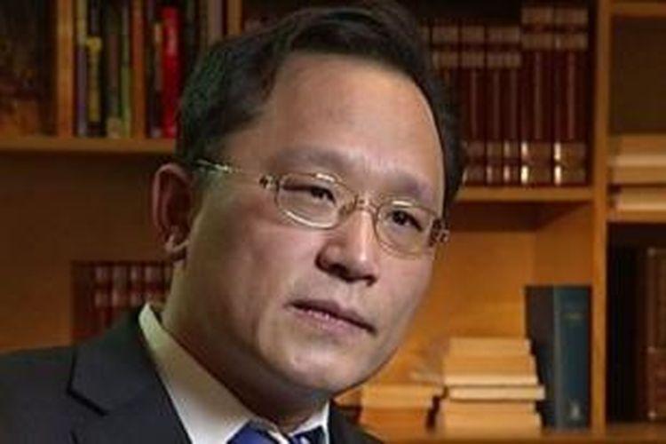 Eddy Kang, pengusaha asal Sydney yang dituduh menipu mahasiswa asing.