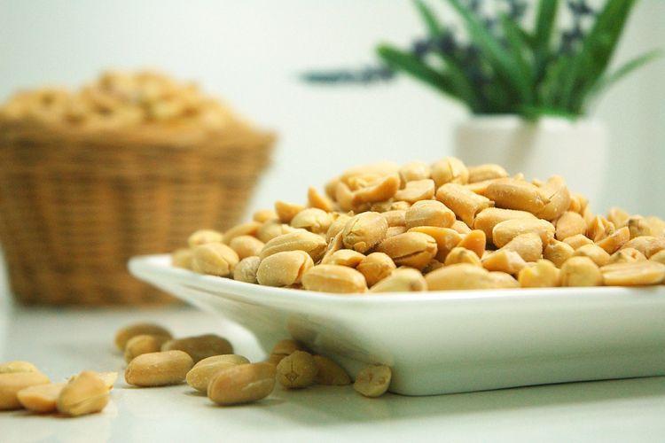 Ilustrasi kacang bawang.