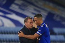Kata Rodgers Usai Leicester Raih Kemenangan Perdana di Liga Europa