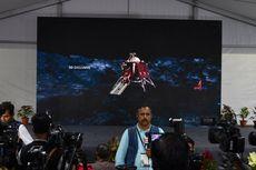 NASA Temukan Puing-puing Wahana India yang Jatuh di Bulan
