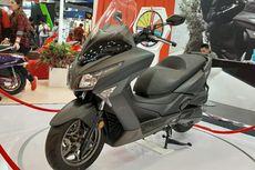 Kymco Luncurkan 2 Model Baru di Indonesia