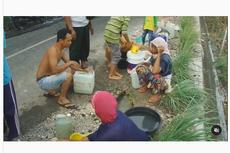 Video Viral Warga Gunungkidul Disebut Mengais Air PDAM karena Kekeringan, Ini Ceritanya