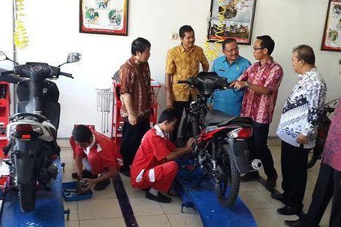 Fokus Honda Motor Tingkatkan Daya Saing Generasi Muda
