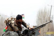 Taliban Kuasai Pusat Distrik di Wilayah Afghanistan Barat
