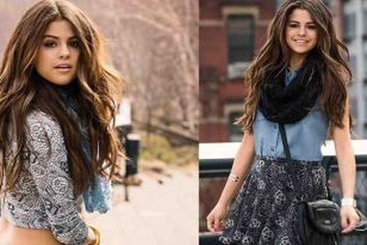 Selena Gomez untuk Adidas