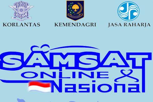 Korlantas Resmikan Samsat Online Nasional