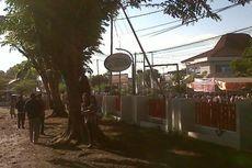 Sambut Kedatangan Jokowi di Kantor Pos, Pedagang Dilarang Jualan