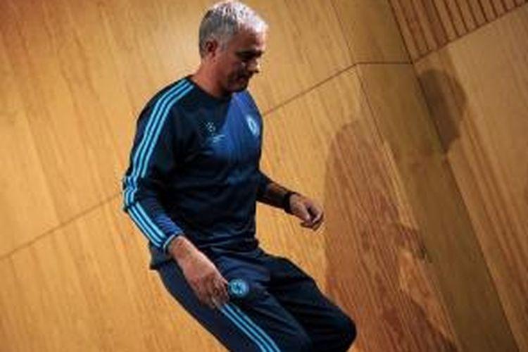 Manajer Chelsea asal Portugal, Jose Mourinho.