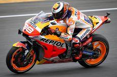 Jalani Tes MotoGP, Lorenzo Kembali Terjatuh di Catalunya