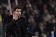 Atletico Madrid Vs Espanyol, Simeone Minta Pemain Tetap Fokus