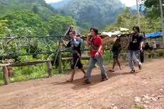 Terpeleset Saat Berswafoto Dekat Air Terjun, Seorang Pendaki di Lampung Tewas