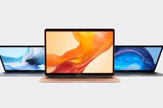 YouTuber Beberkan Masalah Keyboard di MacBook Air 2018