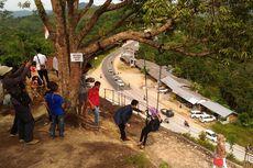 Uji Adrenalin Berayun pada Ketinggian di Ayunan Nirwana Puncak Pukatan