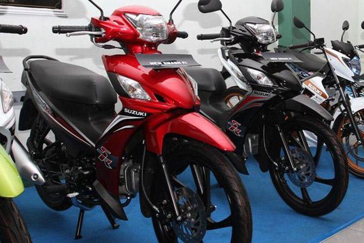 Suzuki Smash FI menggantikan versi karburator.