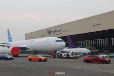 Lihat BMW M Series Sambut Pesawat Baru Garuda Indonesia