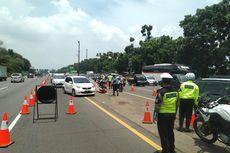 Idul Adha, Ada Penyekatan di Tol Jakarta Cikampek