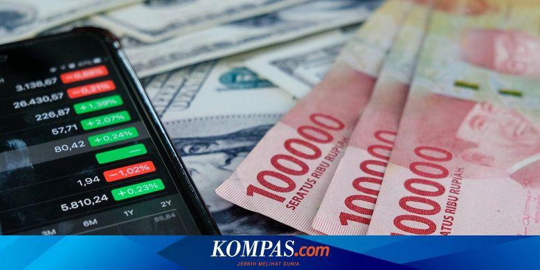 Isu Reshuffle Buat Rupiah Melemah ke Rp 14.522 Per Dollar AS