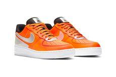 Gandeng 3M, Nike Air Force 1 07 LV8 Pakai Warna