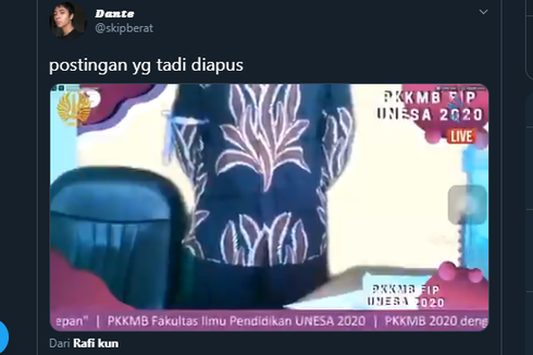Soal Video Ospek Maba Dibentak Senior, Unesa: Ada Kesalahan Koordinasi Pelaksanaan PKKMB