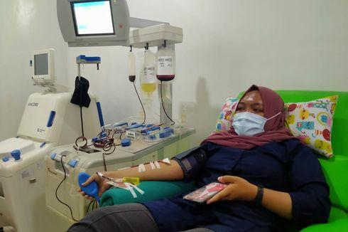 Mulai Maret 2021, PMI Kota Bekasi Layani Donor Plasma Konvalesen