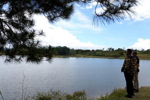 Cerita Wagub Sumut Mengunjungi Danau di Atas Danau Toba