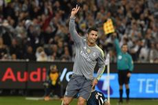 Benzema dan Ronaldo Bawa Madrid Juara ICC di Australia