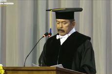 Jaksa Agung ST Burhanuddin Diberi Gelar Profesor Ilmu Hukum Pidana dari Unsoed