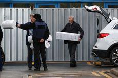 Virus Corona, Inggris Tarik Staff Kedubes dari China dan Mulai Karantina 83 Warganya