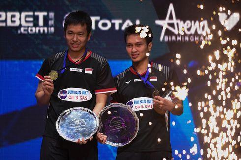Mohammad Ahsan/Hendra Setiawan Menjadi Motivasi untuk Lee Yong Dae