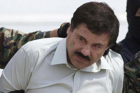 Ubah Kota di Meksiko Jadi Medan Perang, Anak Gembong Narkoba El Chapo Dibebaskan