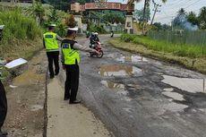 Begini Kondisi Jalur Wisata Pesisir Bandar Lampung-Pesawaran, Rusak dan Berlubang
