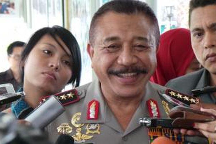 Kepala Polri Jenderal Timur Pradopo