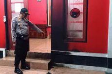 Kantor PDI-P Cianjur Dilempar Bom Molotov, Pintu Depan Terbakar