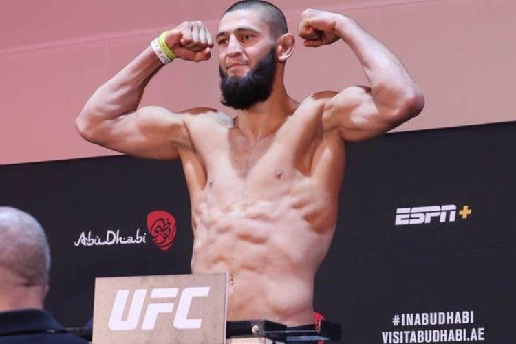 Petarung UFC, Khamzat Chimaev