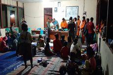 Banjir di Manokwari, Warga Mengungsi ke Balai Kampung