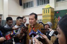 Saut Situmorang: Kalau Datang ke KPK Itu Bersama Tuhan...