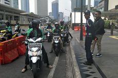 Pengendara Kendaraan Bermotor Terobos Jalur Sepeda Bakal Didenda Rp 500.000