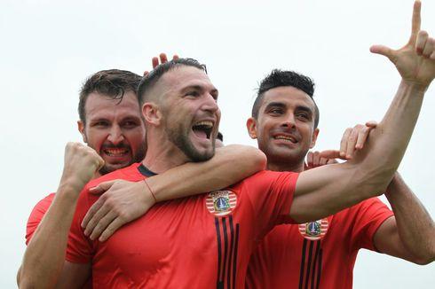 Hasil Piala Gubernur Jatim 2020, Persija Vs Persela 2-1 di Babak I