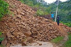 Longsor Landa Kabupaten Solok, 1.650 Warga Terisolasi