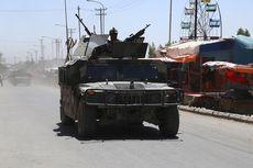 Serangan Roket Sambut Kedatangan Presiden Afghanistan ke Kota Ghazni