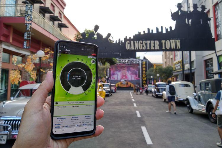 KompasTekno menguji kualitas jaringan seluler Telkomsel di beberapa objek wisata di Batu, Malang. Salah satunya adalah Museum Angkut.